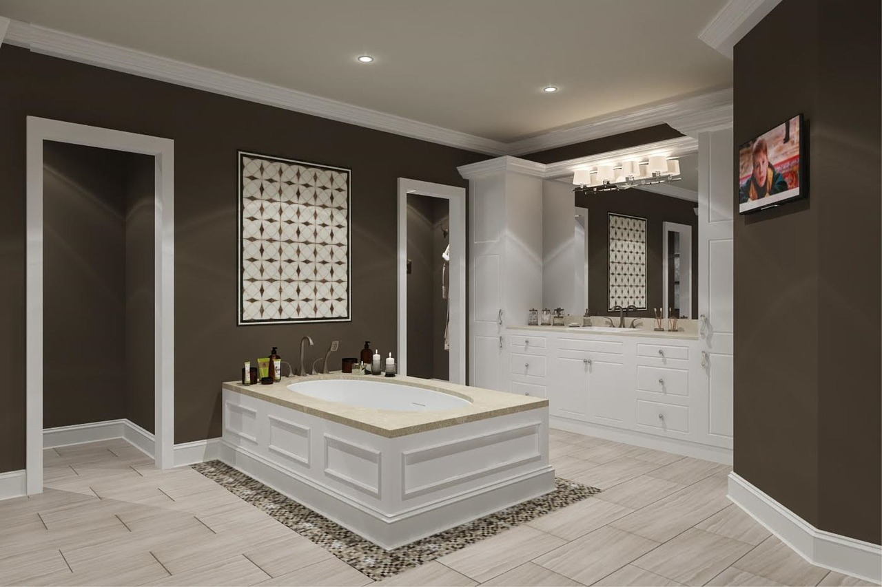 Start your Bathroom Remodeling Project with Golden Look