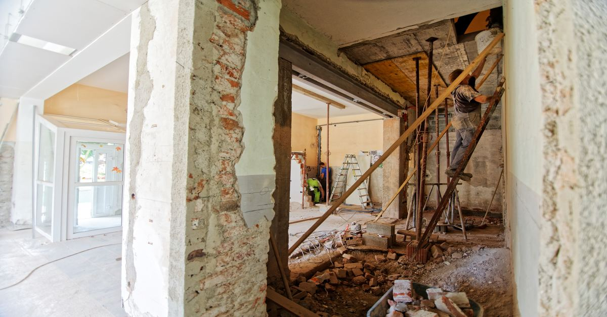 4 Reasons to hire Home Renovation Contractors